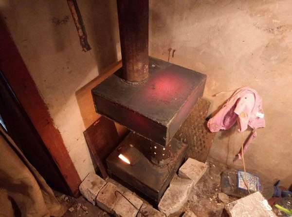 Теплоотдача таких печей неплоха для небольших помещений