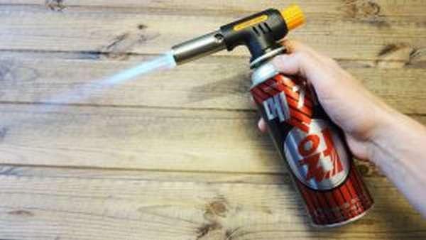 Устройство и принцип работы газовой горелки для сварки
