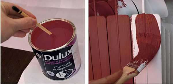 Как современно и красиво покрасить батареи отопления своими руками: свежие технологии и интересные идеи покраски