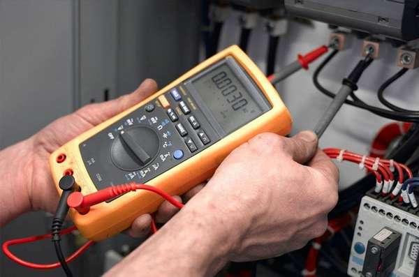 Измерение силового тока мультиметром и его подключение