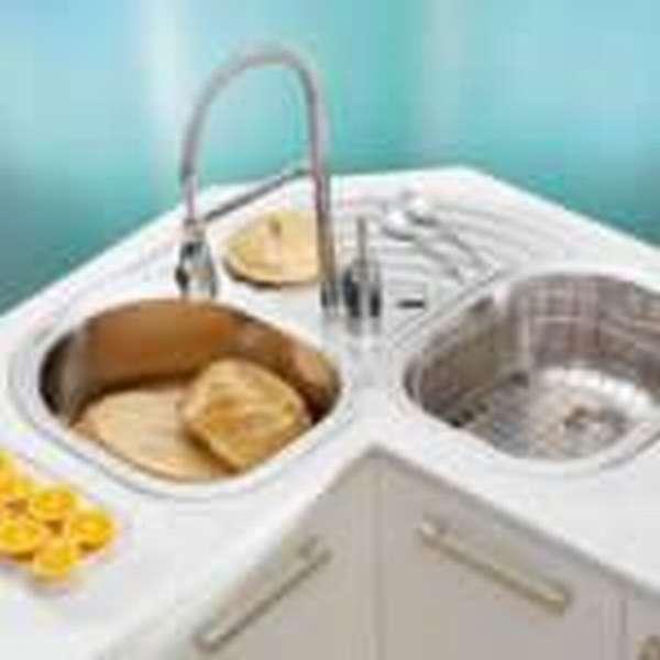 Раковины для кухни: нюансы выбора и эксплуатации
