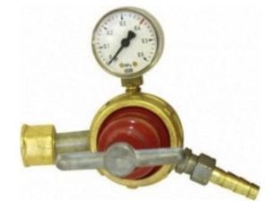 Схема пропановых редукторов для газового баллона