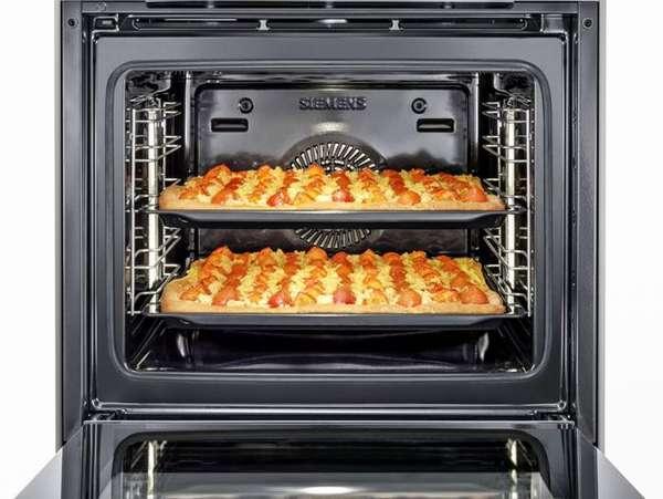 Использование в роли духовки
