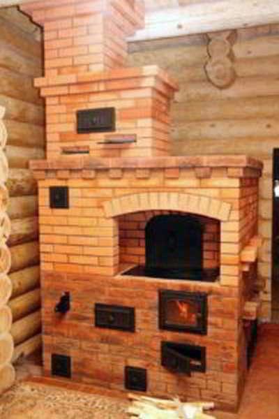Как выбрать кирпичную печь для дома или дачи?