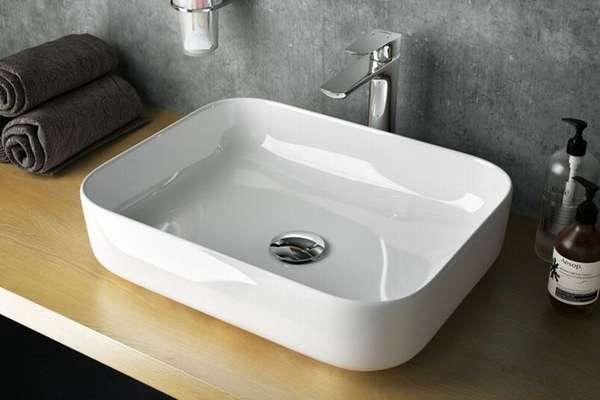 Керамическая сантехника – классика в оформлении санузла