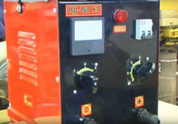Технические характеристики сварочного выпрямителя ВД-306