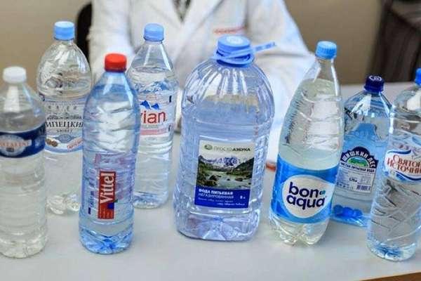 Для удовлетворения пищевых потребностей предлагается использовать бутилированную воду