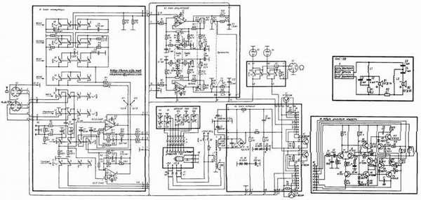С помощью электрической принципиальной схемы можно сделать квалифицированный ремонт или подключить старую электронику в качестве усилителя звука к современному компьютеру