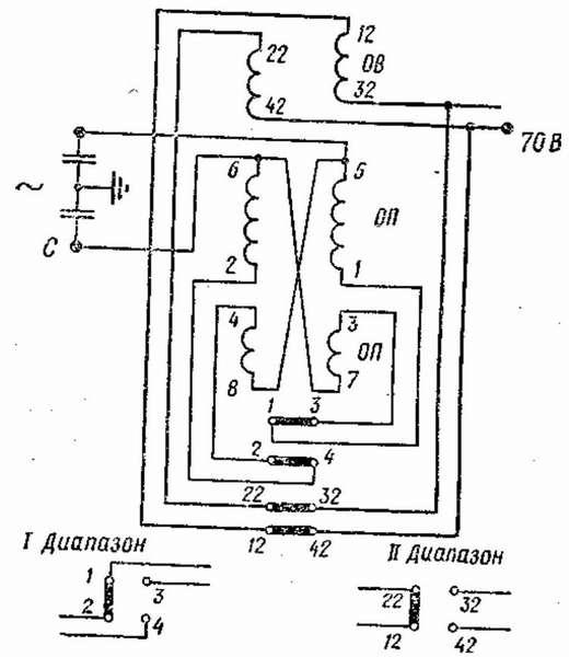 Технические характеристики и схема сварочного трансформатора ТД-500