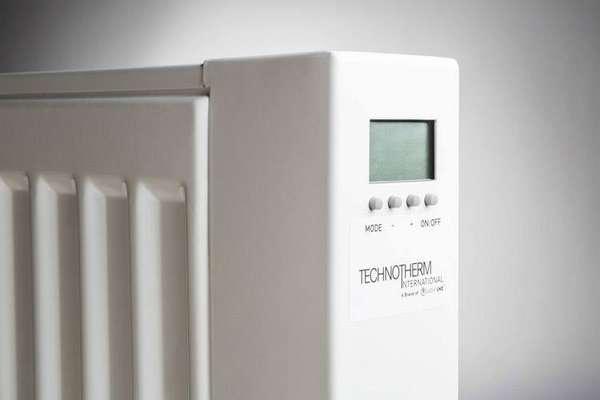 Очень часто современные модели обогревателей снабжаются дисплеями, где отображается вся важная информация о работе прибора