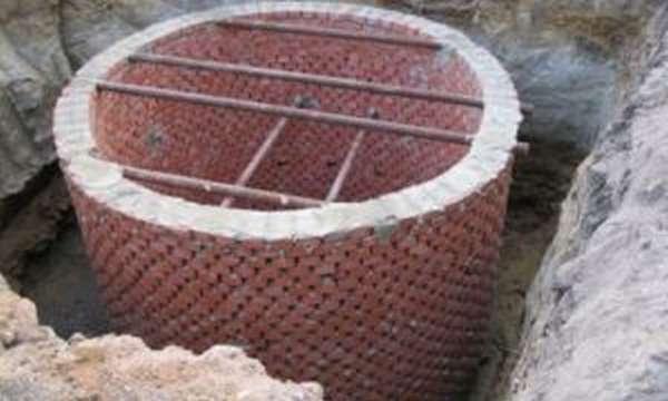 Стеновые колодцы