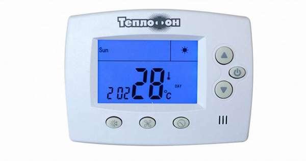 Выносной электронный термостат