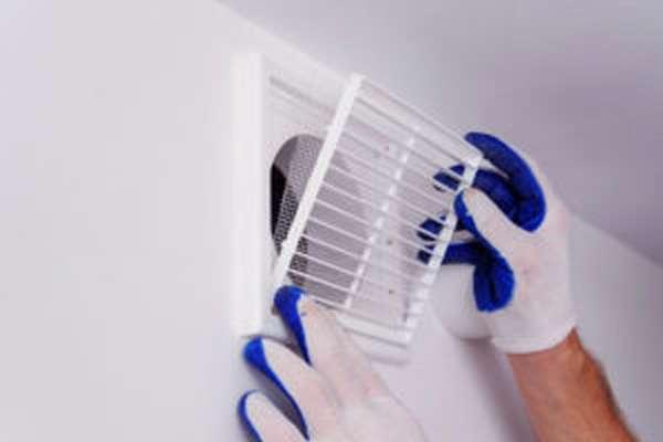 ремонт вентиляции