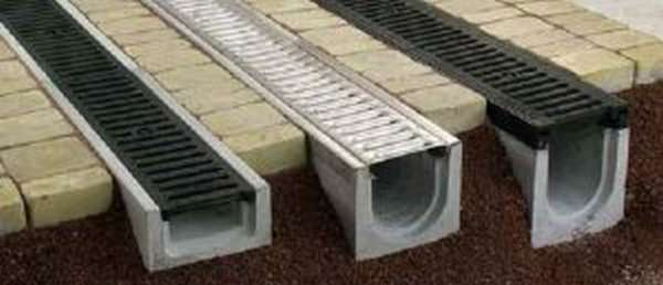 Система отведения воды
