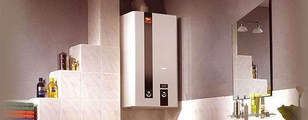 газовый нагреватель воды