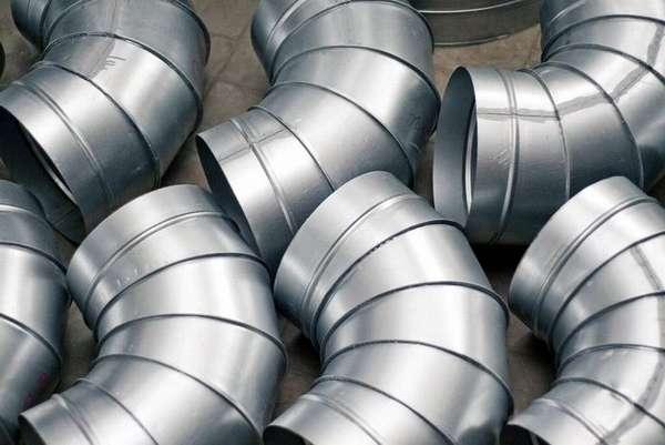 Воздуховоды из оцинкованной стали: размеры, ГОСТ, диаметр и монтаж своими руками круглых и прямоугольных труб | greendom74.ru