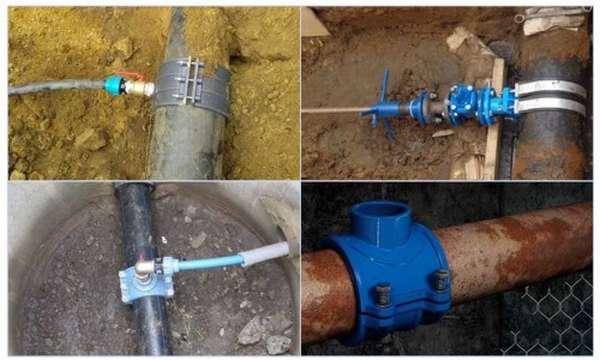 Подключение частного дома к центральному водопроводу