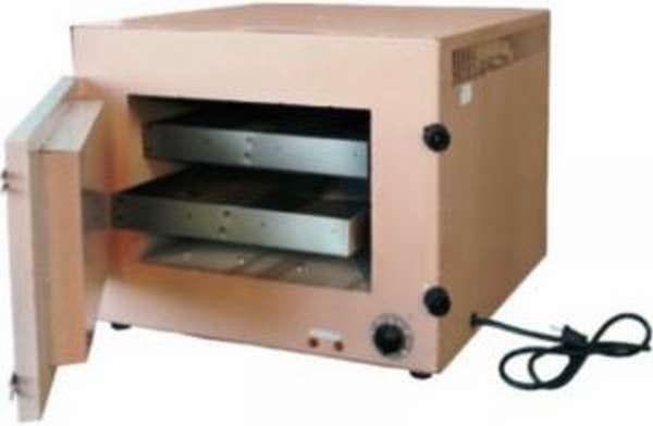 Как сделать печь для прокалки электродов своими руками?