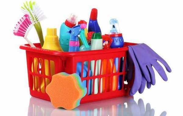 Желательно, чтобы в доме всегда находились средства для прочистки унитаза