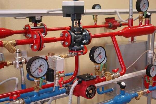 Роль редуктора в системе водоснабжения