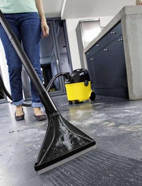 Очистка любой поверхности с таким устройством будет более эффективной