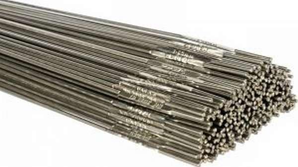 Присадочные омедненные стальные прутки для аргонодуговой сварки