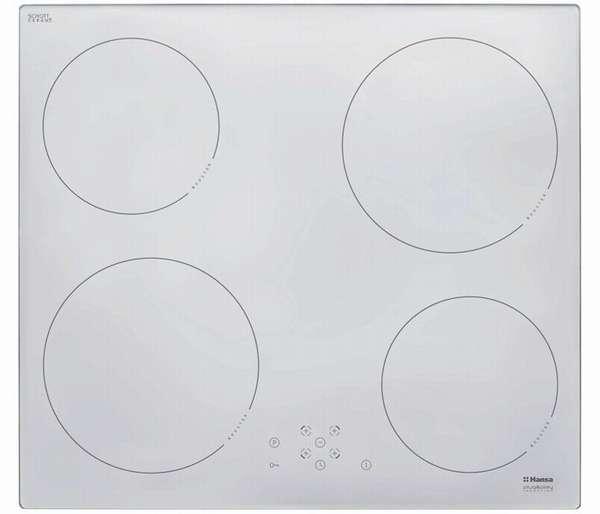 Такую модификацию можно применить для создания контраста с тёмным оформлением кухонного интерьера
