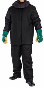 Особенности выбора костюма сварщика: состав и виды