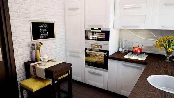 Возможность встраивания в кухонный гарнитур