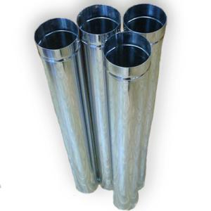 Металлические дымоходы для печей выбор и правила установки