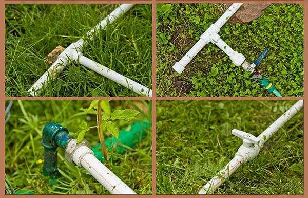 трубы для водопровода на дачу