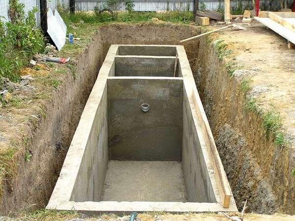Септик для канализационной системы можно сделать самостоятельно…