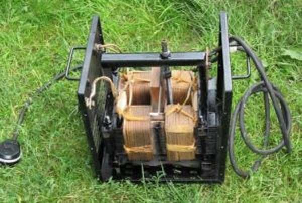 Устройство и принцип действия сварочного трансформатора ТДМ