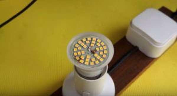 Ремонт светодиодных ламп своими руками без особых познаний в электрике