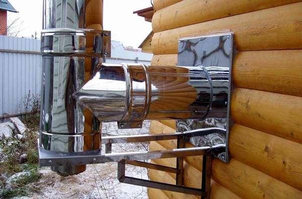 Правильный способ устройства горизонтальной вытяжки для газового котла в частном доме