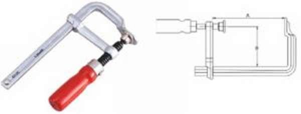 Самодельные угловые струбцины для сварки своими руками: чертежи