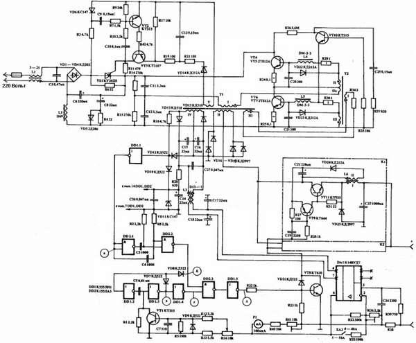 Технология и принцип действия импульсной сварки, классификация видов