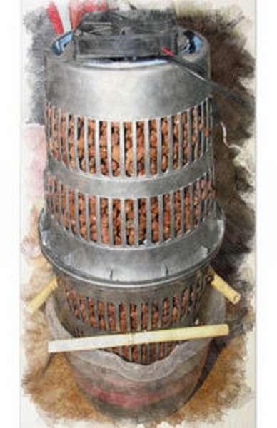 Увлажнитель из керамзита
