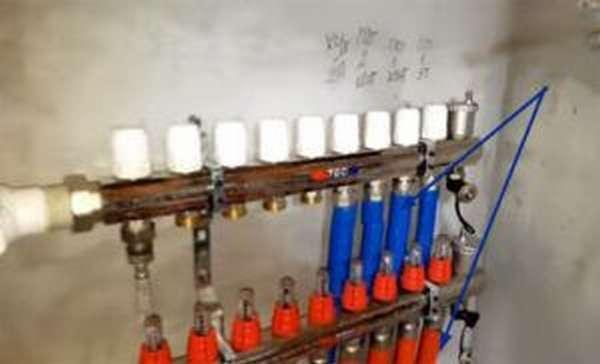 Трубы для теплого водяного пола: виды, особенности расчета и монтажа