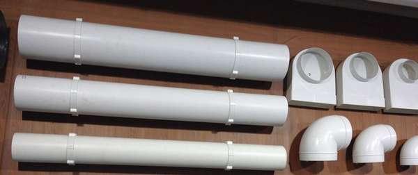 Все о круглых воздуховодах для систем вентиляции: виды и таблицы размеров, советы по выбору