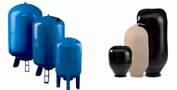 Гидроаккумуляторы и мембраны