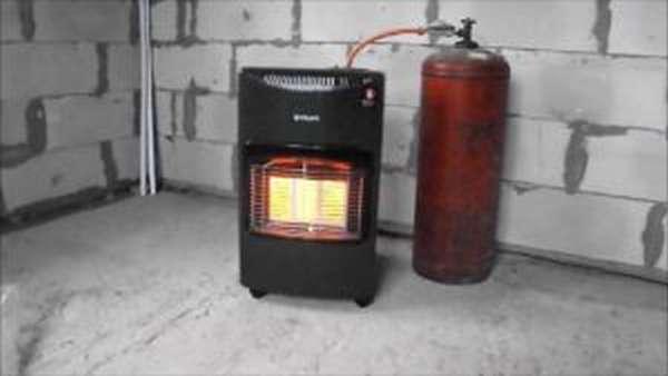 Газовая печка для гаража купить или сделать своими руками?