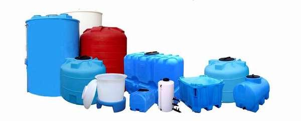 Пластиковые бочки можно использовать в качестве резервуара для септика