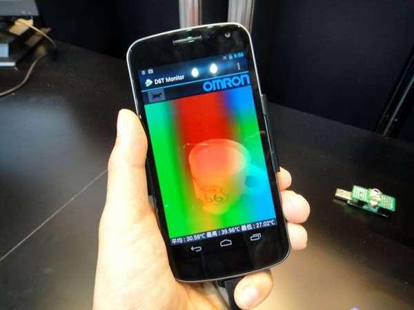 Мобильный тепловизор на «Android»
