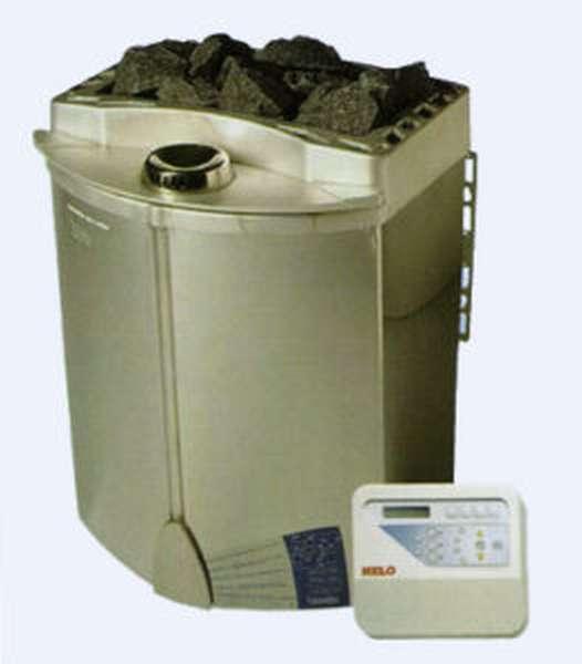 Печь для бани с парогенератором