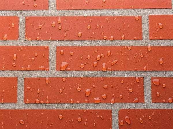 У влажной стены тепловая проводимость выше