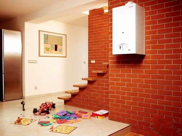 Выбор газового котла для отопления частного дома требует к себе особого внимания