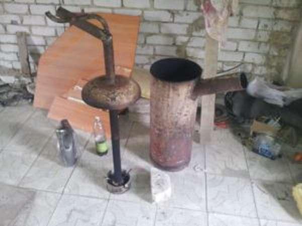 Дизельная печка для гаража выбор и изготовление своими руками