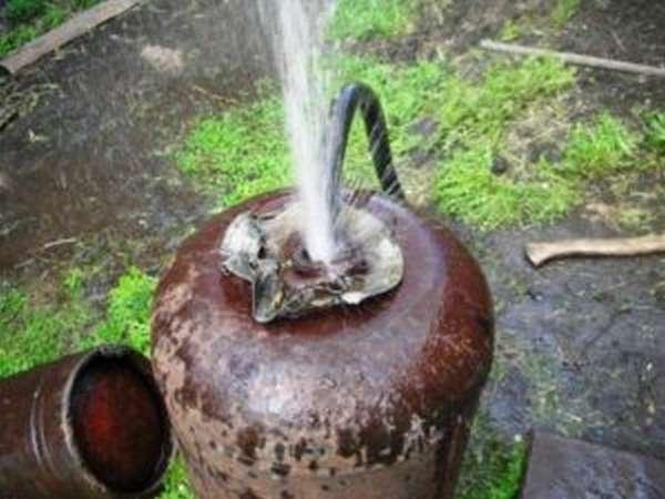 Печь для бани своими руками из газового баллона – пошаговая инструкция для домашнего мастера