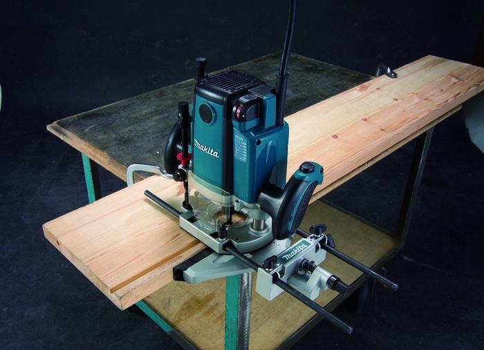 Мощную технику можно использовать в домашней мастерской и для выполнения профессиональных работ
